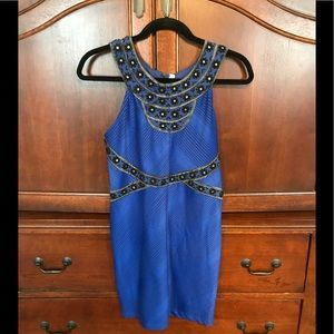 Free People Blue Party Dress NWT Small Petite